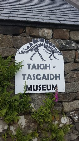 Staffin Fossil Museum: 20180625_140423_large.jpg