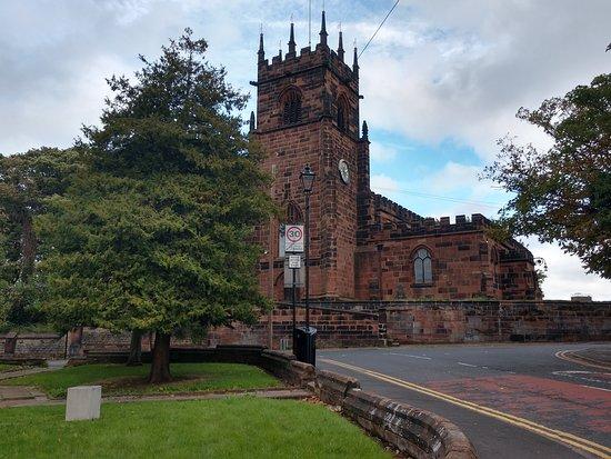Huyton Parish Church
