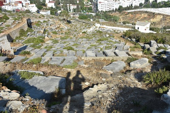Jewish cemetery of Tetouan