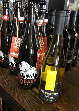 Dark Horse Estate Winery: Wines/ cider