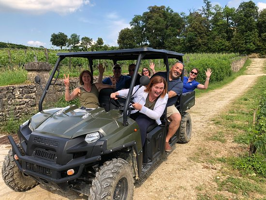 Decanter Tours