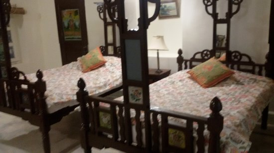 Poshina, India: hotel