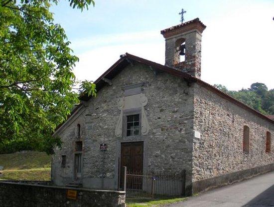 Besozzo, Ý: S. Carlo a Cardana