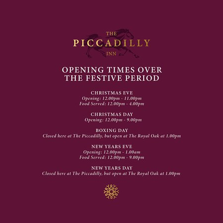 The Piccadilly Inn Caerwys Updated 2020 Restaurant