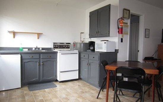 Winnipeg Beach, Kanada: Room 1 Complete Kitchenette