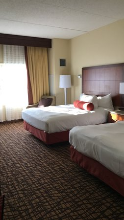 Roanoke, WV: Double room