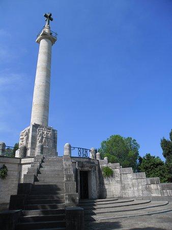 Belmonte Calabro, อิตาลี: Mausoleo