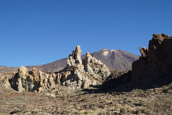 Ipalan Hiking Guided Tour: Au pied du Teide