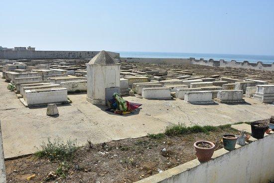 Jewish cemetery of Asilah