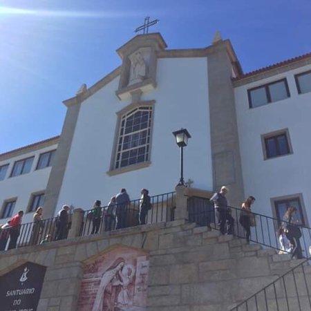 Convento de Avessadas - Santuario do Menino Jesus de Praga