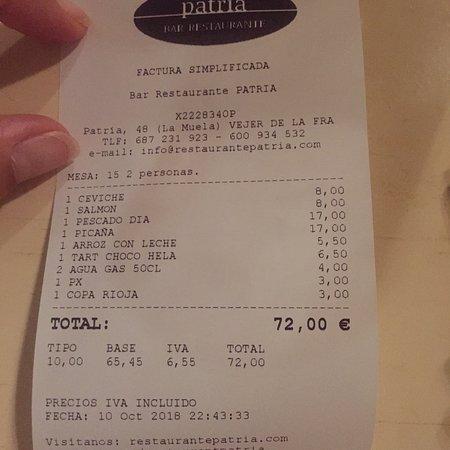 Restaurante Patría ภาพถ่าย