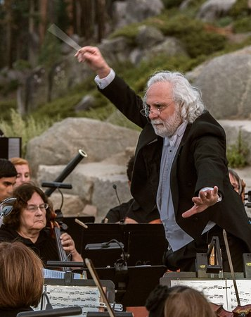 Mariposa, CA: The MSO is the only symphony orchestra privileged to perform in Yosemite