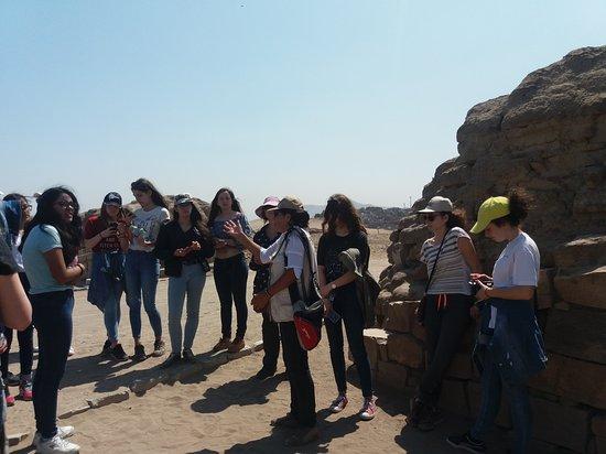 Pachacamac, بيرو: Francia y Perú en Pachacamac 