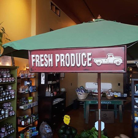 Friedrich's Market: Yup, we have that too.