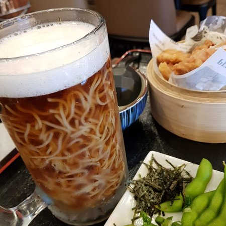 Beer Ramen - Must Try