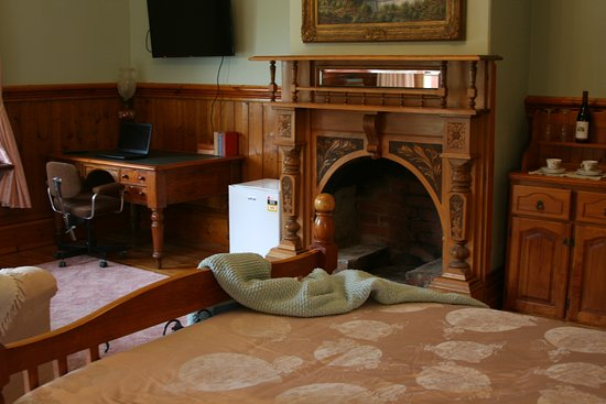 Alexandra, Australia: The morning room