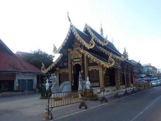 Provinz Chiang Rai, Thailand: Templo budista