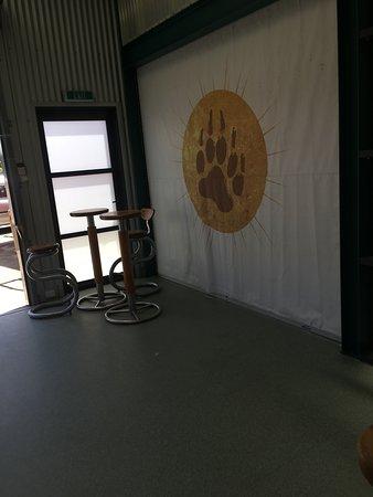 Peachy Weird Wall Art And Odd Bar Stools Picture Of Golden Bear Lamtechconsult Wood Chair Design Ideas Lamtechconsultcom