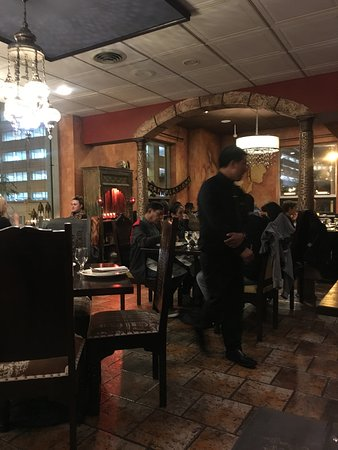 Inside Picture Of Indian Garden Restaurant Chicago Tripadvisor