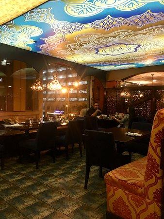 Beautiful Decor Picture Of Indian Garden Restaurant Chicago