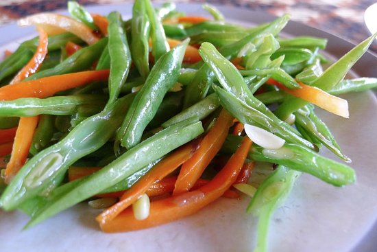 Atauro, Doğu Timor: Our fresh vegetables
