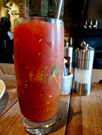 A Truly Amazing Bloody Mary!