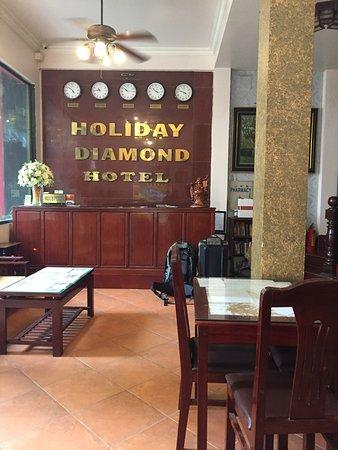 Foto de Holiday Diamond Hotel