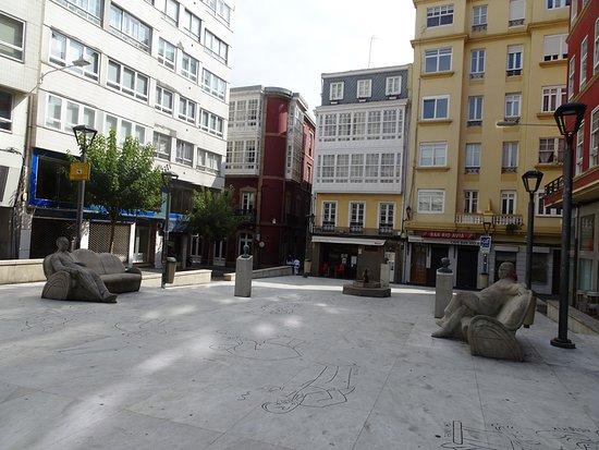 Plaza del Humor