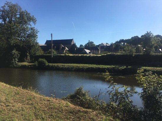 Cotes-d'Armor, France: La Rance at Lehun