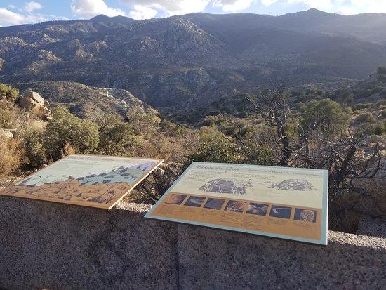Mountain Center, Kalifornien: View