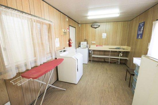 Cape Jervis, Austrália: Guest Laundry