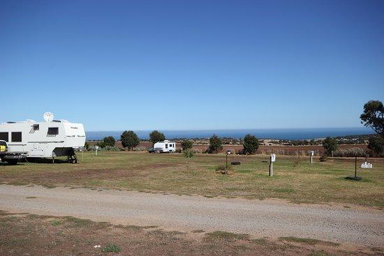 Cape Jervis, Australien: Powered sites