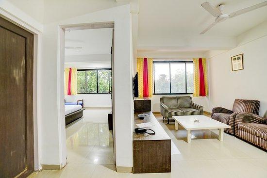 North Goa District, الهند: Suite Rooms