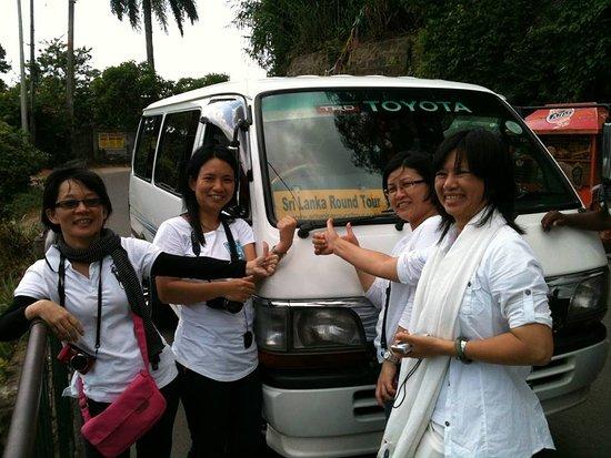 Sri Lanka Round Tour