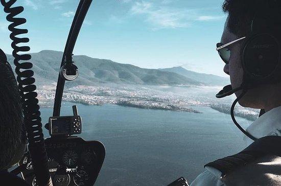 Tour en hélicoptère à Hobart