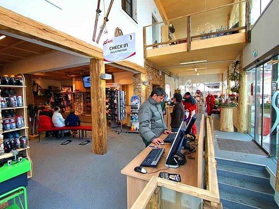 Sportshop und Verleih HERBST Lofer