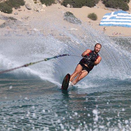 0eaa1f67248 Tsambikos Watersports: keep training ...(mono ski)💪🏄🏼