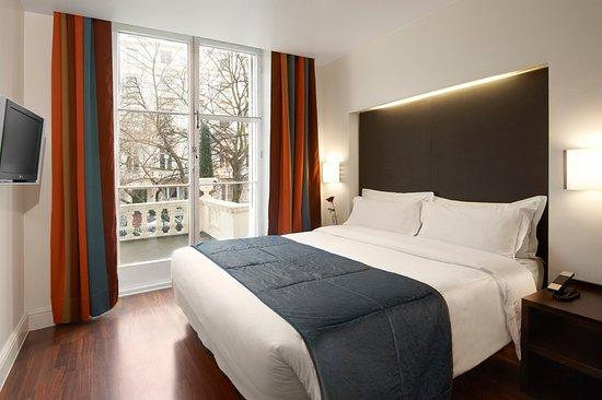 hotel i london med morgenmad