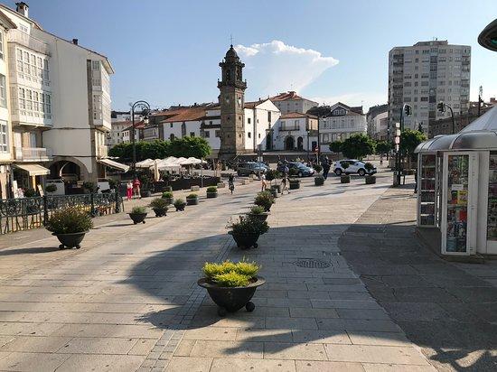 Plaza de los Hermanos García Naveira