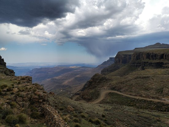 Roof of Africa Tours: View from the Highest Pub in Africa