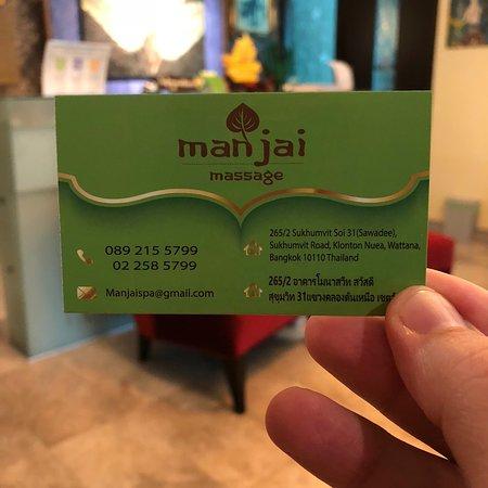 Manjai Massage