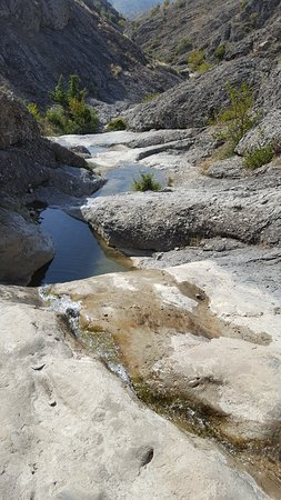 Arpat Waterfalls