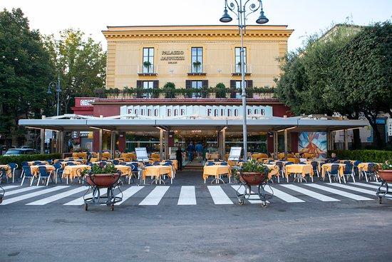 Fauno Bar Sorrento Restaurant Reviews Photos Phone Number Tripadvisor