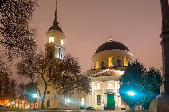 カルーガ民間都市ツアーと州立博物館宇宙飛行士の歴史博物館