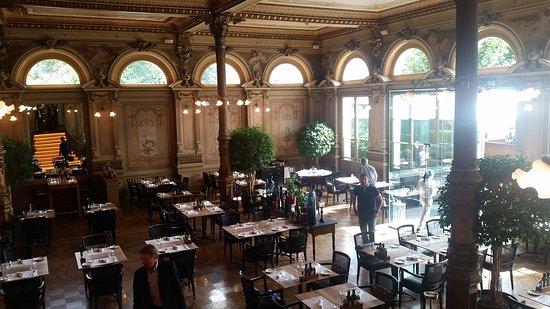โรงแรม วิคตอเรีย ยุงเฟรา แกรนด์ แอนด์ สปา: Das italienische Restaurant