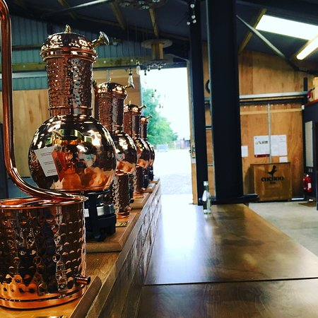 Brindle Distillery