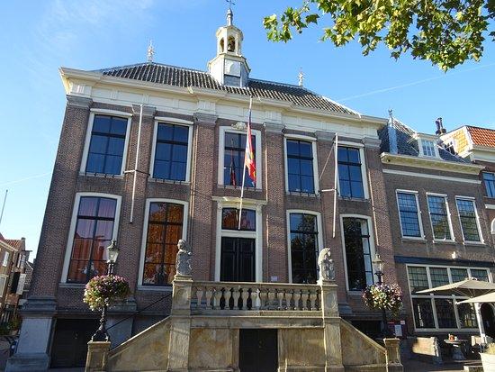 Stadhuis te Zaltbommel