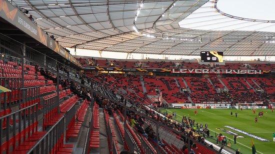 Bay Arena (Leverkusen) - Picture of BayArena 373d860db4655