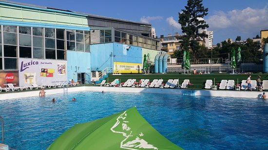 Swimming Complex Spartak