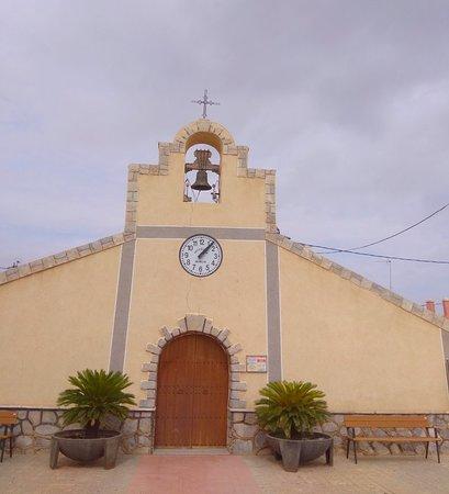 Fuente Alamo, Espagne : Ermita Estrecho de Fuente Álamo